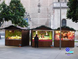 Sevilla - Navidad 2012 - Plaza de la Encarnación  04