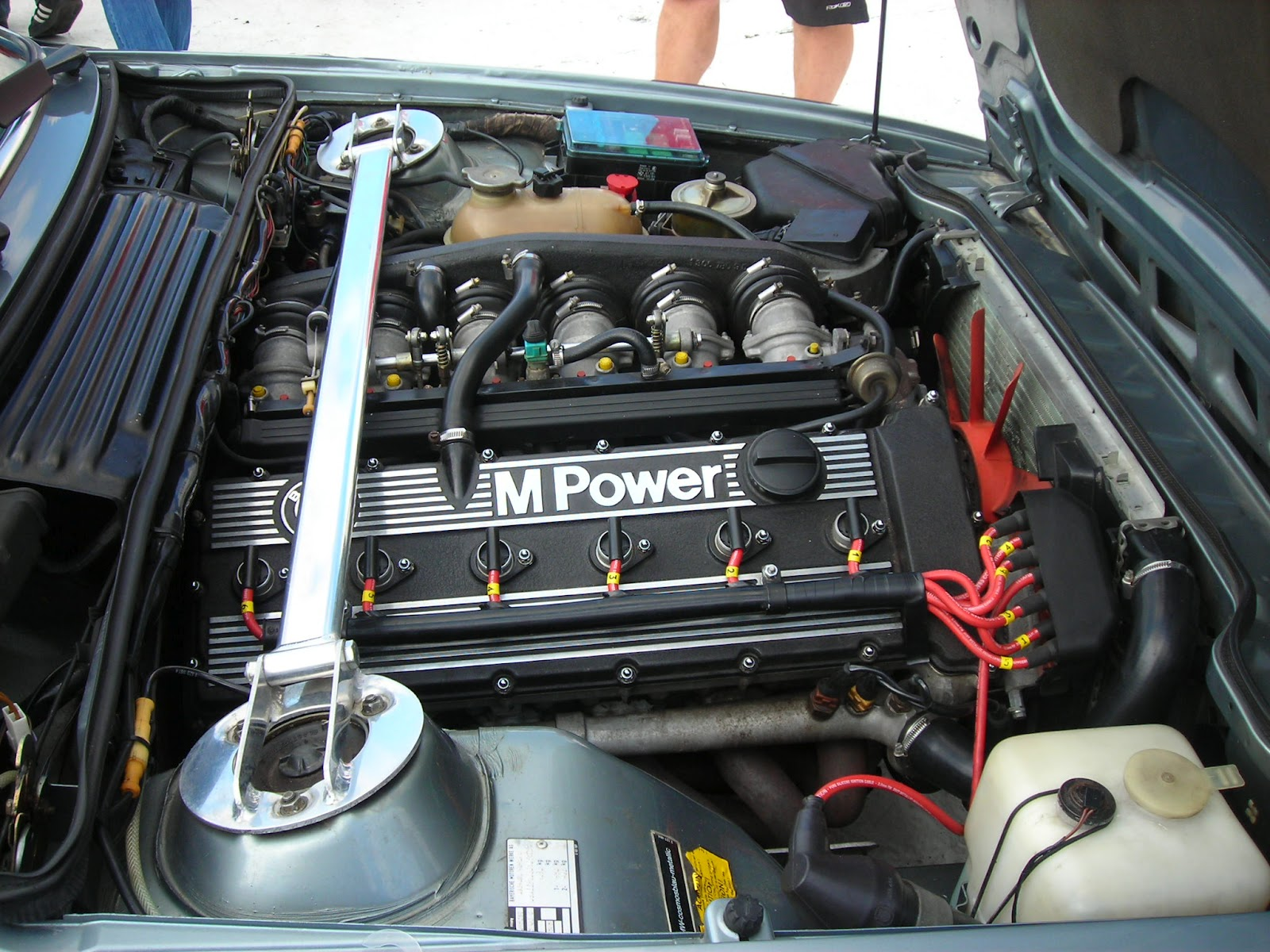 The 325is Bmw M88 M635csi E28 M5 Engine