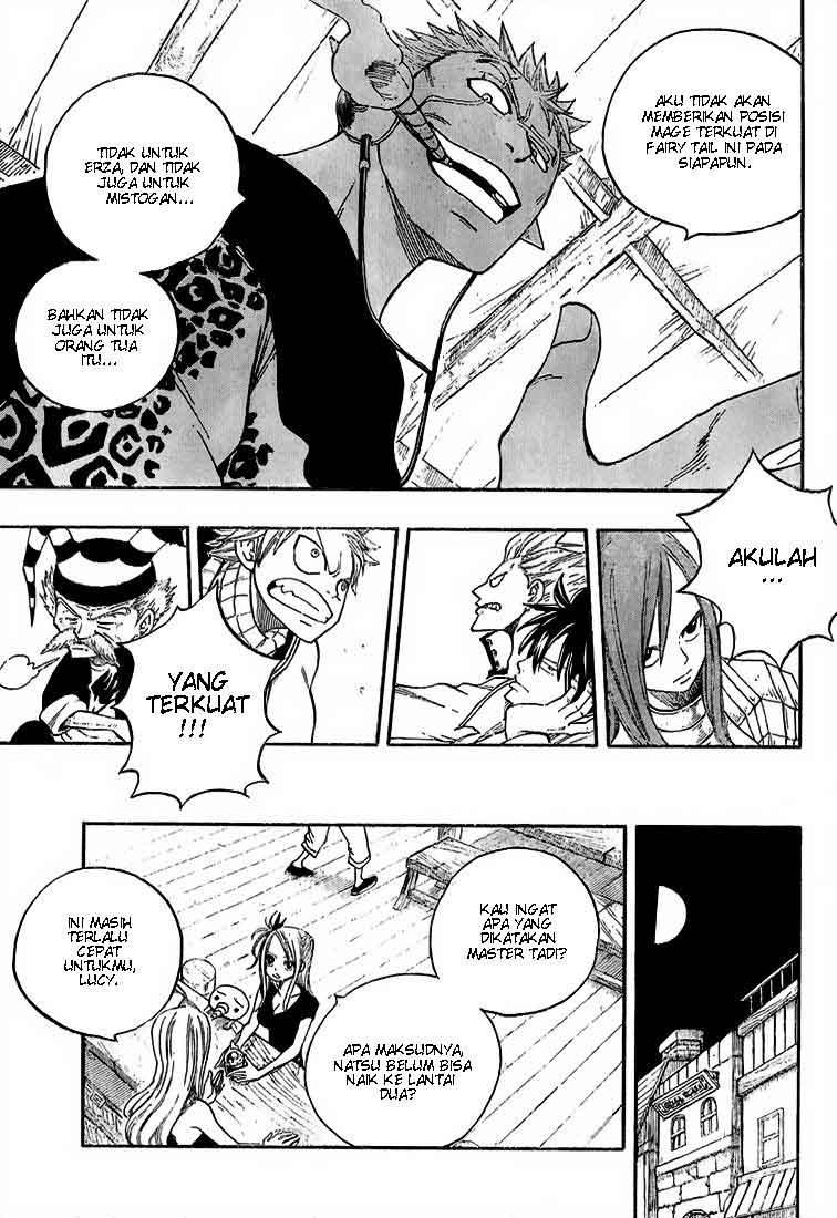 Manga Fairy Tail Indo 24 page 15