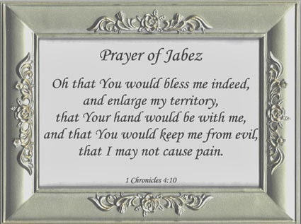 Search Term Friday The Prayer Of Jabez Made Me Sad