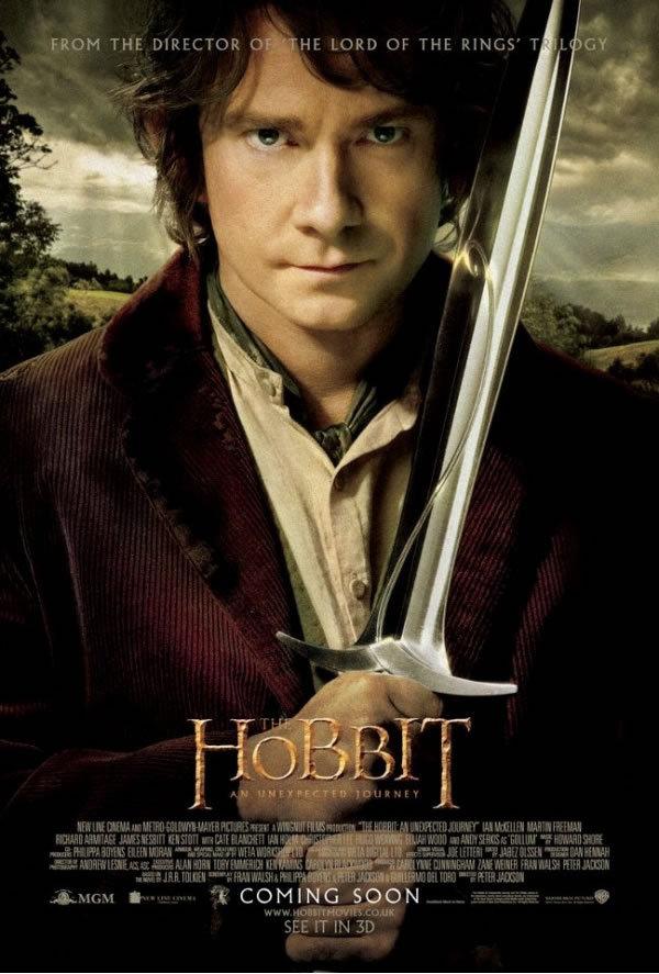 O Hobbit: Uma Jornada Inesperada – Dublado