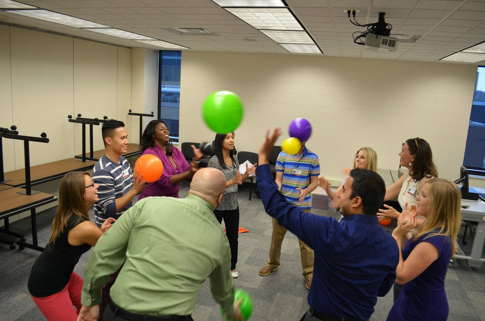 Team Building Exercise For Work