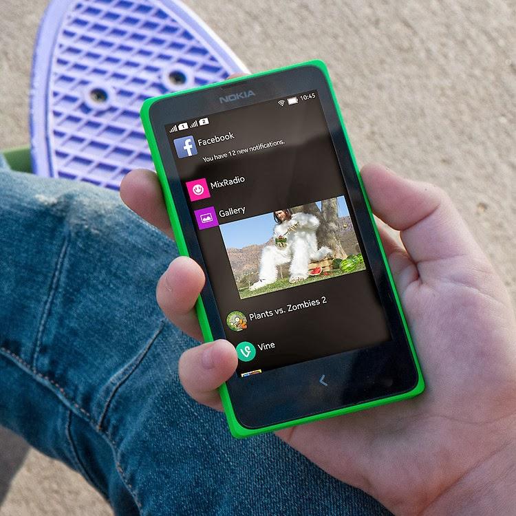 Nokia X Dual SIM – A110 – Nokia Normandy