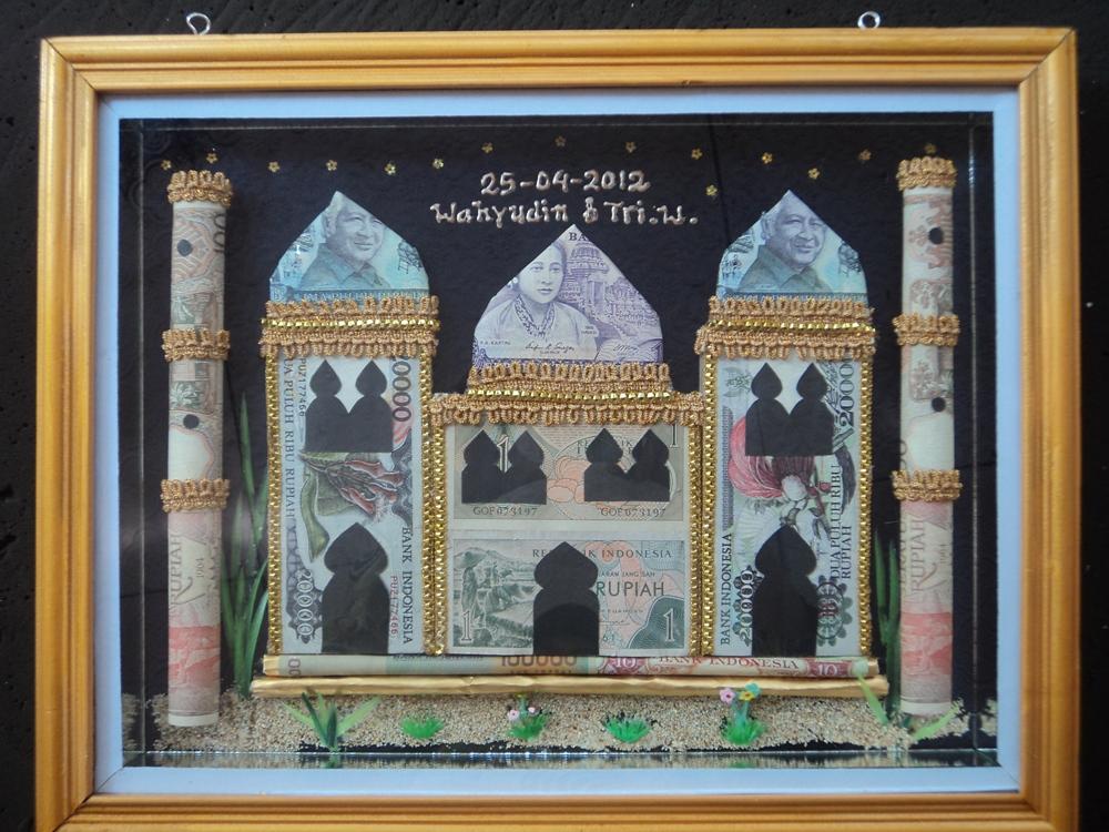 Mahar Masjid untuk Mbak Uthie