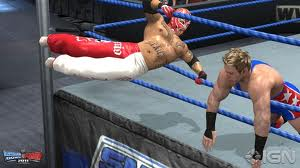 WWE SmackDown VS RAW 2011 Game Full Version Free Download