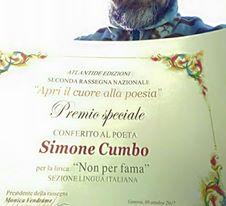 Premio Speciale - Apri il Cuore alla poesia