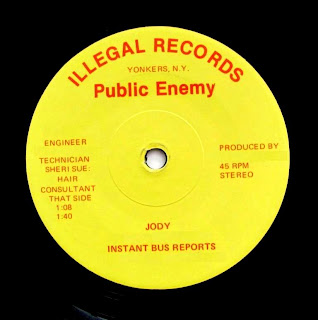 Public Enemy // Discipline (USA, 1982)