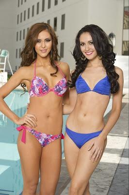 chicas guapas y flacas en bikini
