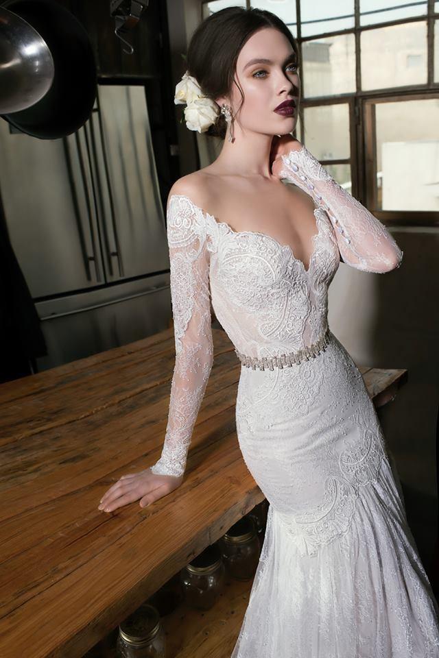 Hermosos vestidos de novias | Colección Gali Karten