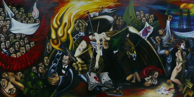 MISERIA, IDEALES Y DESEOS - Los Artistas Denuncian 2008, Sindicato STC