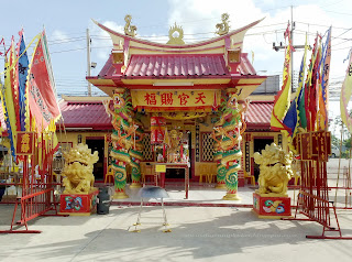Chinese Temples in Phuket | Shrine