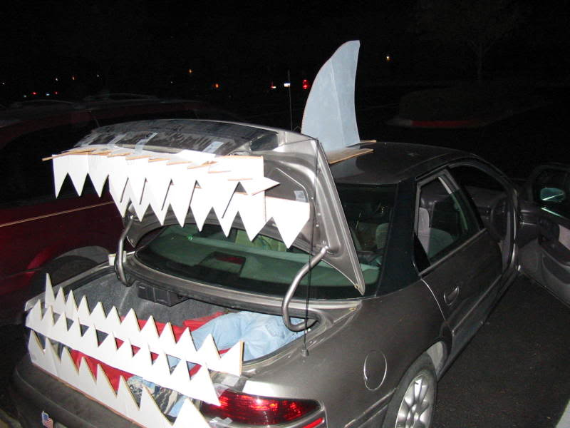 rockbridgers: Creative Ideas for Decorating for Trunk or Treat