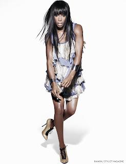 Kelly-Rowland-Stylist2 Kelly Rowland pour Stylist Magazine
