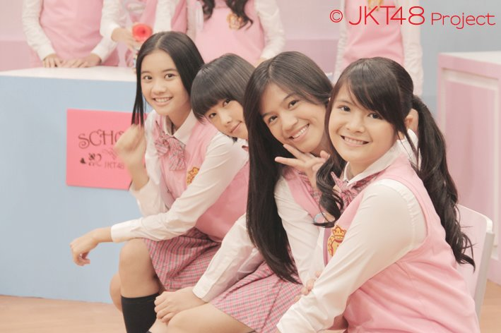 Foto-foto JKT48 Episode 6