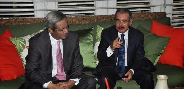 """""""Todo el mundo quiere colaborar para resolver este problema"""": Danilo Medina"""