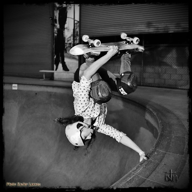 Lizzie Armanto, Vans Skatepark, Girls Combi Pool Classic 2013