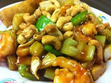 Chan's Inn Cashew Shrimp