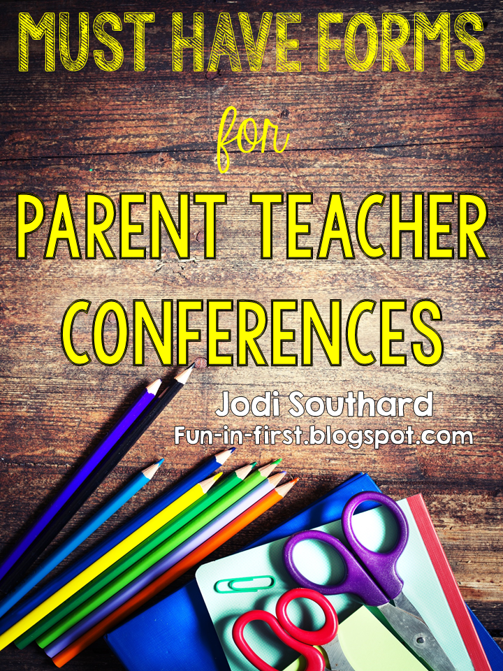 You Can Find Editable Versions Of Forms That Are Perfect For Parent Teacher Conferences
