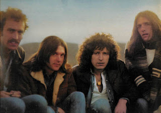 An old pic of The Eagles