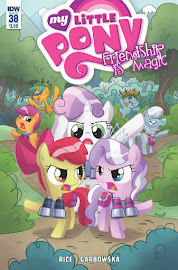 MLP Friendship is Magic #38 Comic