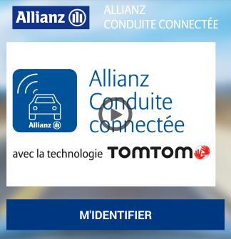 Allianz Conduite Connectée sur iPhone