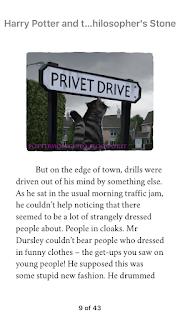 HP e la Pietra Filosofale: Privet Drive, numero 4