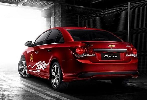 Chevrolet Cruze WTCC Edition