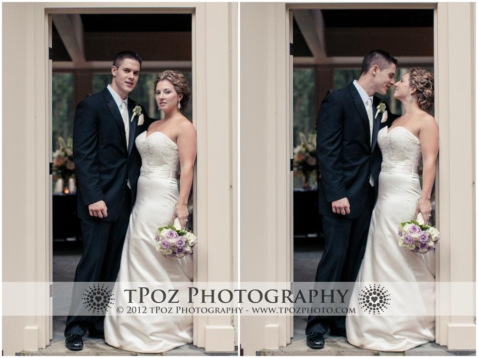 Clarksville Wedding Bride Groom