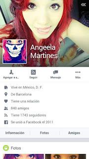 Angeela Martinez Mexicana