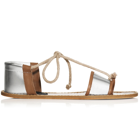 sandalias mujer Marni H&M