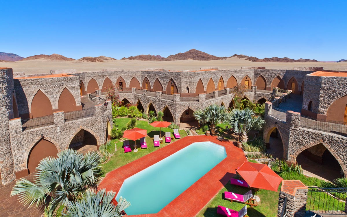 Le Mirage Desert Lodge & Spa Namibia