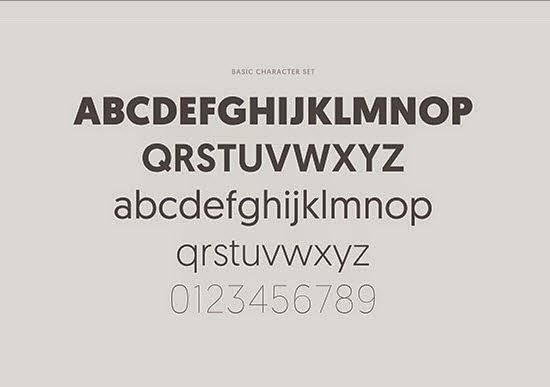 geomanist font