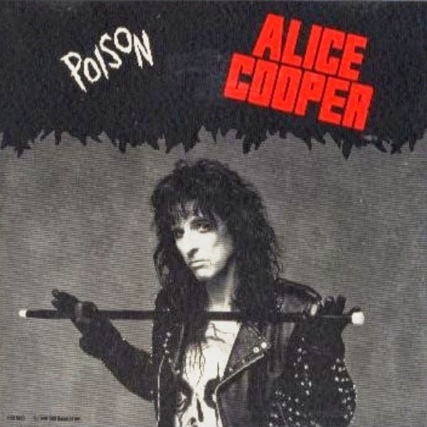 Alice Cooper. Poison