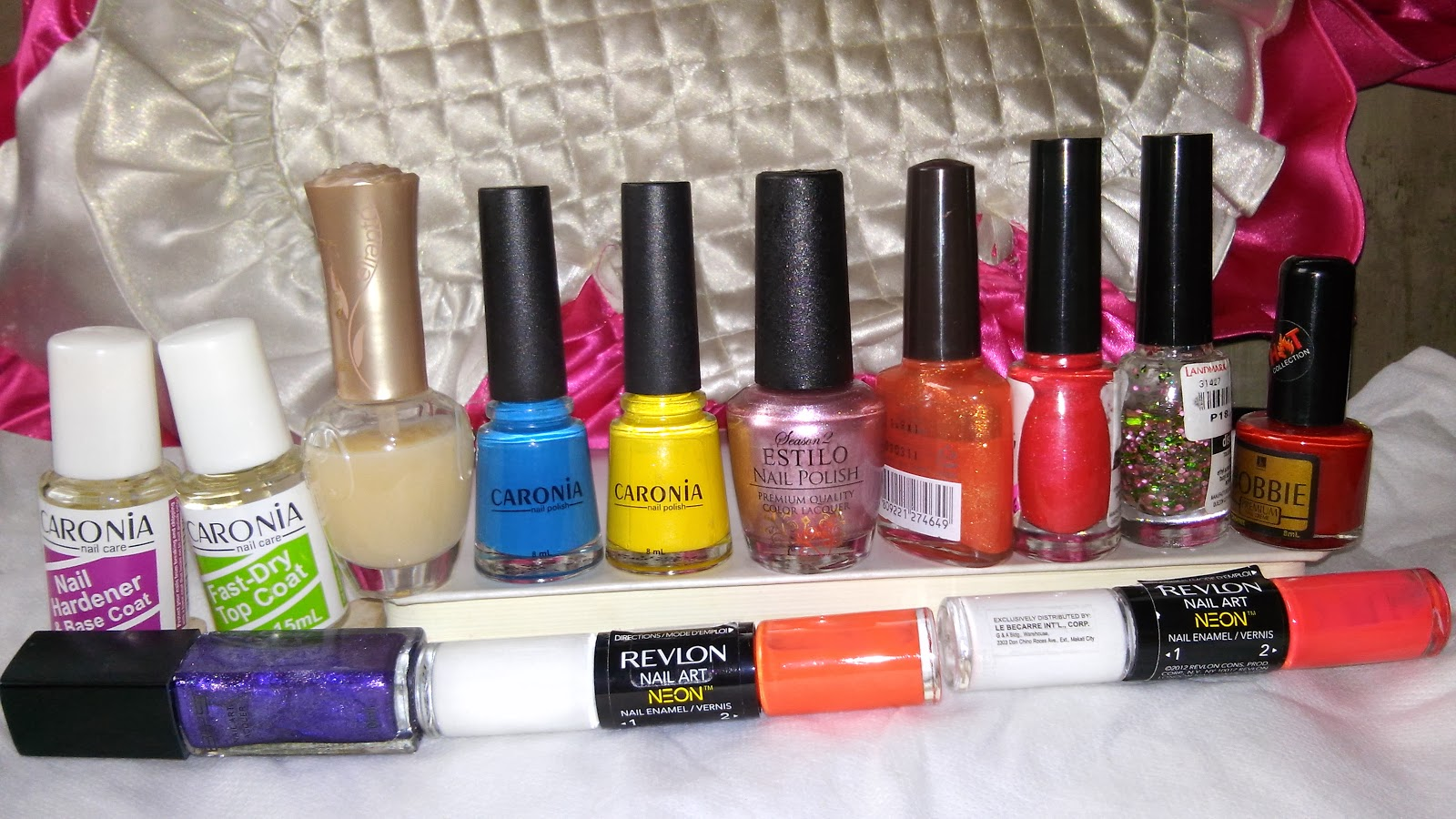 philippine nail polish brands