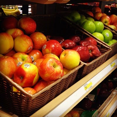 Vegan Vegetarian Food Snack Target Fresh Fruit Apples Gluten Free