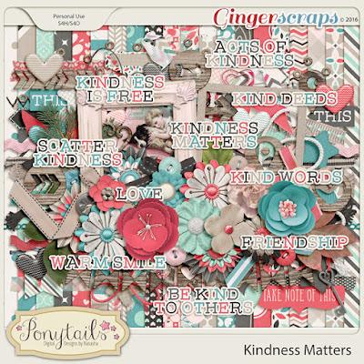 http://store.gingerscraps.net/Kindness-Matters.html