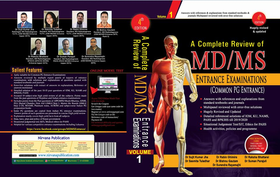 Complete Review of MD/MS Entrance Examinations