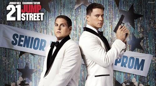21 Jump Street (2012) Movie Poster