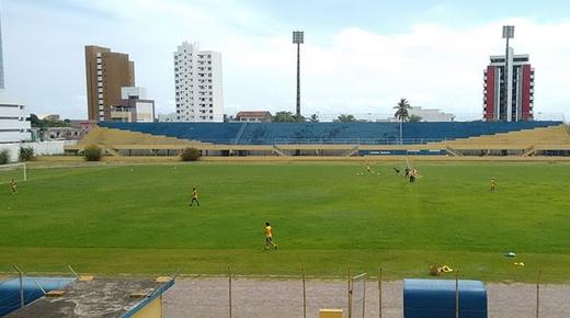 Estádio Mário Pessoa