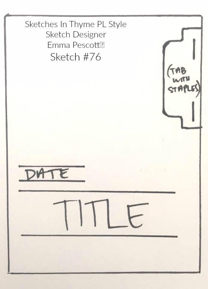 Sketch #76 June 22-31