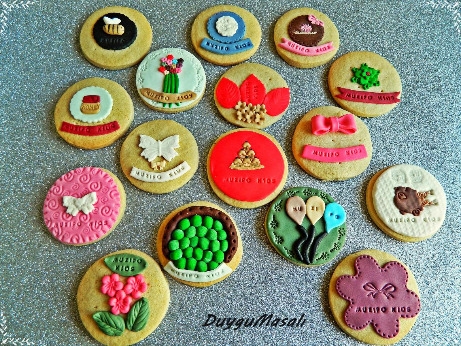 edirne özel tasarım kurabiye