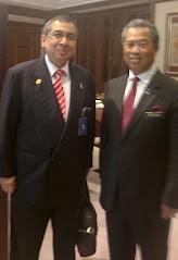 Mantan Timbalan Presiden UMNO
