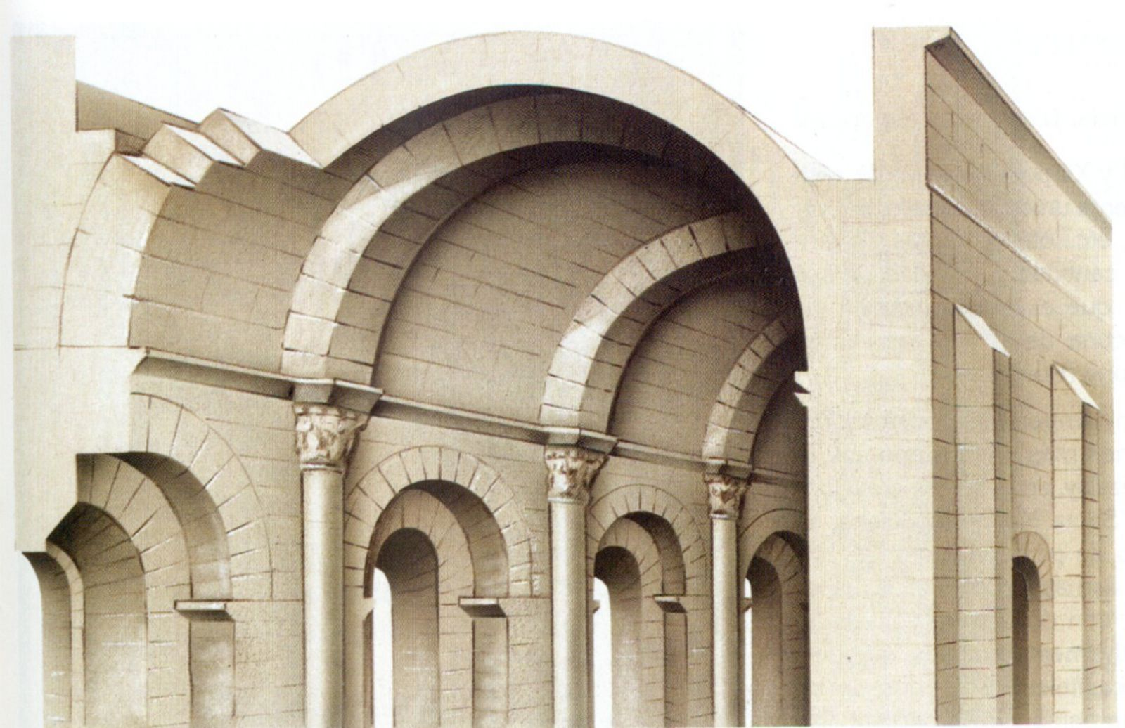 Ipaez arco faj n for Arte arquitectura definicion