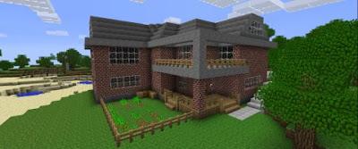 Дом для ветеранов в minecraft