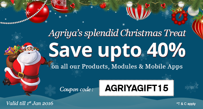 agriya christmas offer