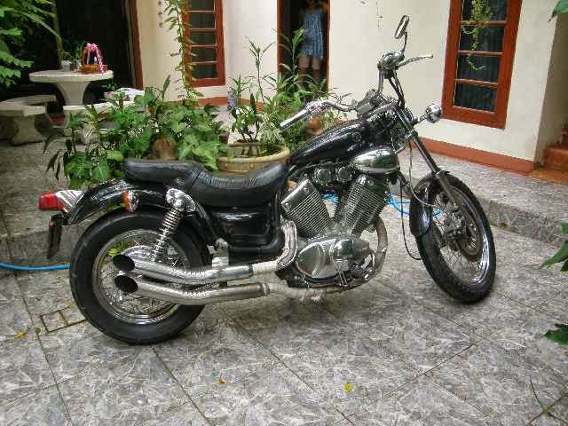 virago xv400 parts pics and contacts yamaha virago xv400 and 535 rh yamaha viragoxv400 1983 blogspot com Yamaha Service Dealers Yamaha Motorcycle Manuals