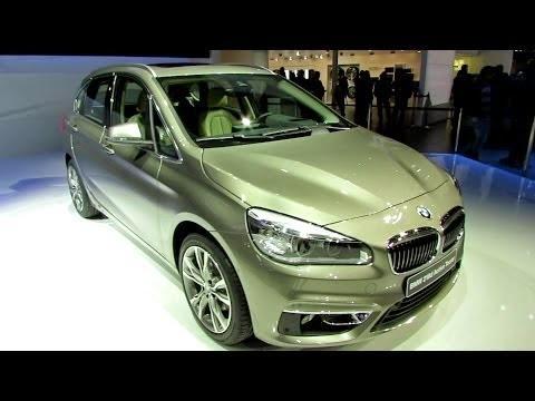 2016 BMW 218d Active Tourer Concept