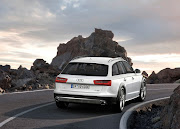 Audi A6 Allroad HD Wallpaper