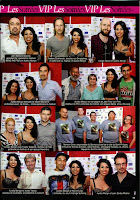 Le Festival MEME PAS PEUR dans la rubrique VIP de 7 Magazine