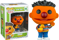 Funko Pop! Ernie Flocked